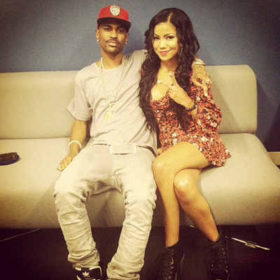 Big Sean et jhené Aiko