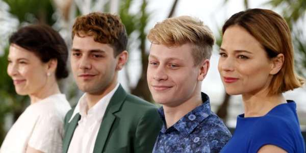 France Cannes Mommy Photo Call